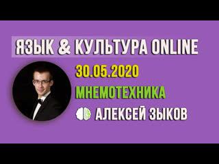 Мнемотехника для запоминания иностранных слов: как пополнять свой словарный запас и не страдать от Алексея Зыкова