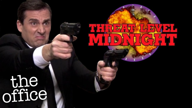 Threat Level Midnight Full Movie EXCLUSIVE The Office US
