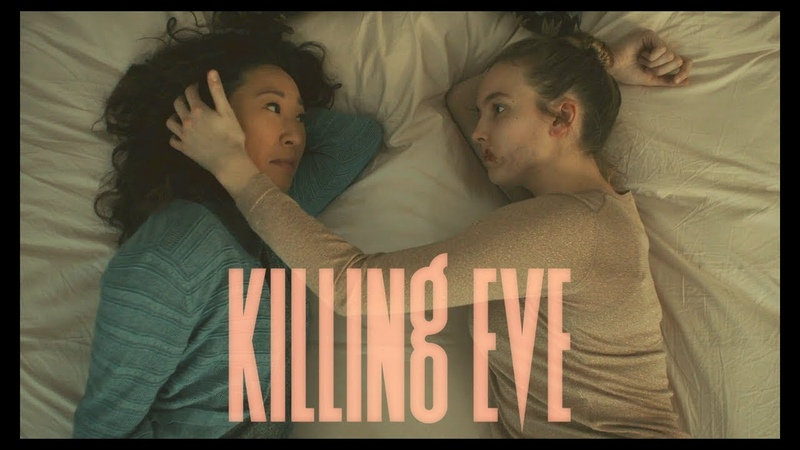Eve and Villanelle Killing Eve One Way Or Another