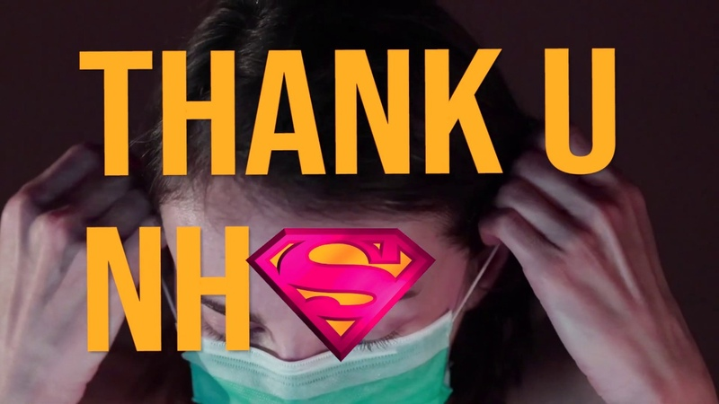 Spek Thank you NHS