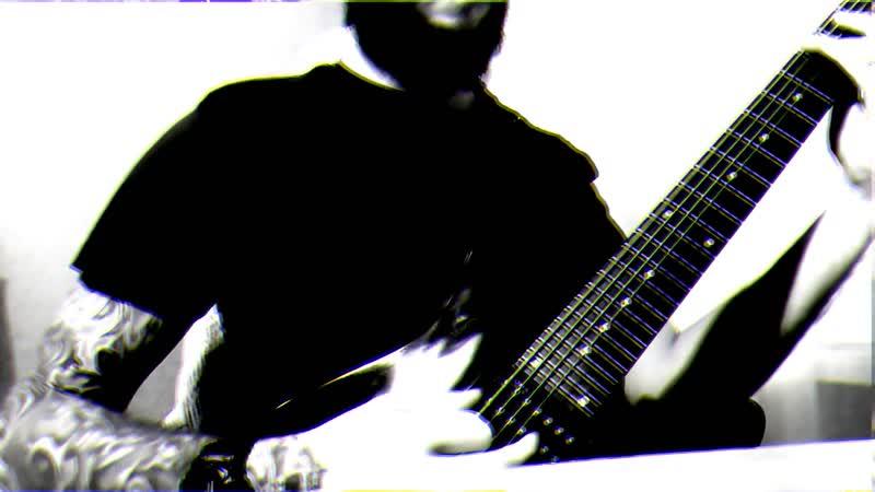 Defiler - cryomancer(guitar cover)