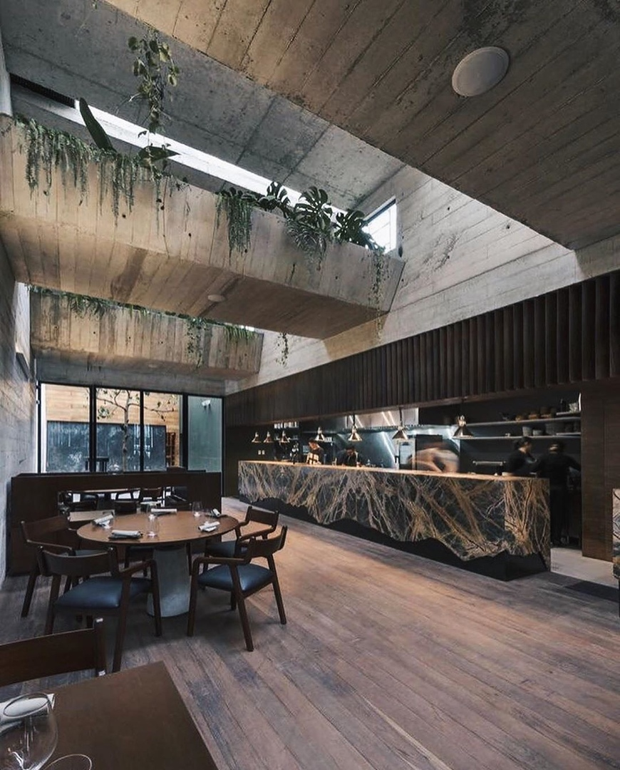 Statera Restaurant designed by studiomd27