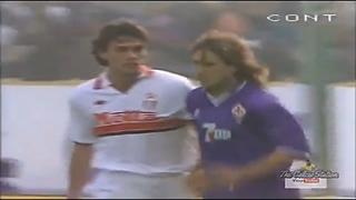 Fiorentina v Milan FULL MATCH (Serie A 1992-1993)