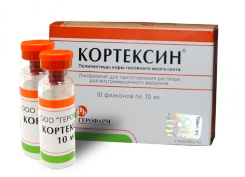 Препарат Кортексин: описание лекарства и показания к применению.