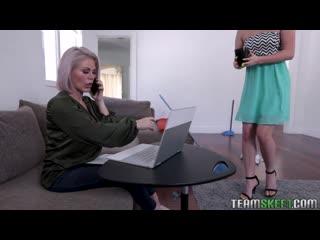 [TeamSkeet] Casca Akashova, Dixie Lynn - Pleasuring A Boss Bitch NewPorn2020 (1080p) (via Skyload)