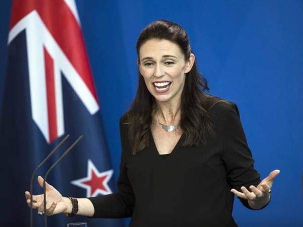 Премьер-министр Новой Зеландии Джасинда Ардерн разрешила Зубной фее и Пасхальному зайцу работать в условиях карантина