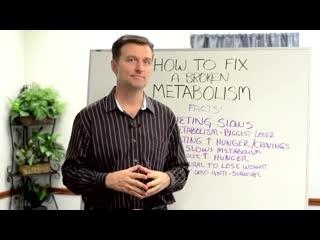 ОБМЕН ВЕЩЕСТВ - Как ускорить метаболизм