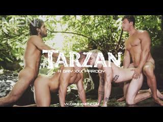 MEN: Tarzan : A Gay XXX Parody Part 3