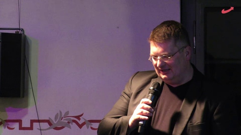 Die Diskussion zum Vortrag Markus Krall in Olbernhau Wer rettet Europa