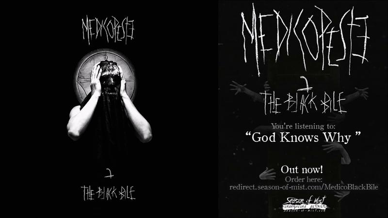 Medico Peste - ב The Black Bile (2020) Full Album Stream