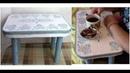 Как сделать столик из картона своими руками. ХоббиМаркет
