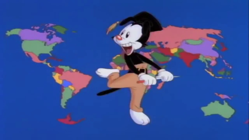 Yakko's World But It's A Terrible Axis Victory Scenario