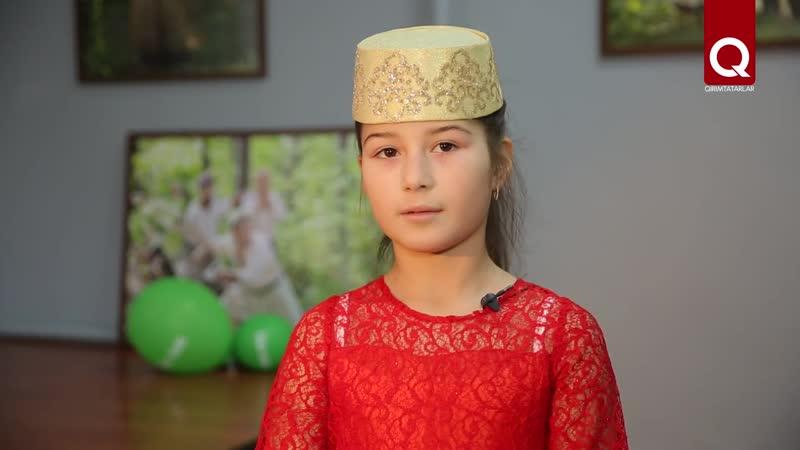 İstidatlı çipçeçik Adile Cepparova