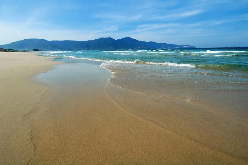 Живописные пляжи Дананга во Вьетнаме, изображение №2