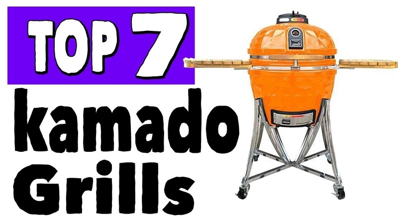 Best 7 Kamado Grills Best Kamado Grill for the Money