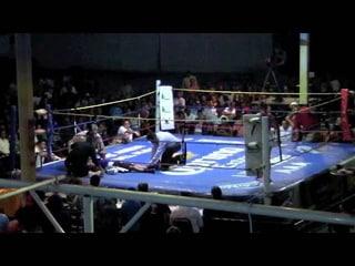 Box Arena del Alba, Alejandra Márquez vs Silvia Jiménez Torres