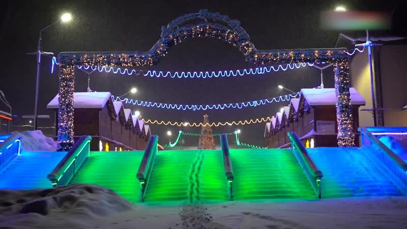 САФЕД ДАРА - Лыжная база в Таджикистане - SAFED DARA.mp4