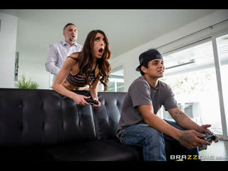 Brazzers - Game Over, Man / Dana Wolf & Keiran Lee