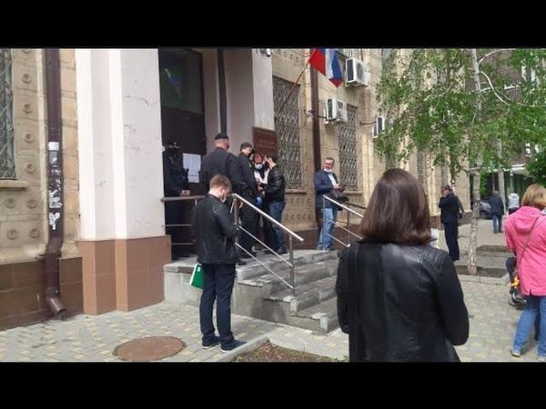 На Суде у Гаспара Интервью Гаспара Речь Прокурора и Адвоката