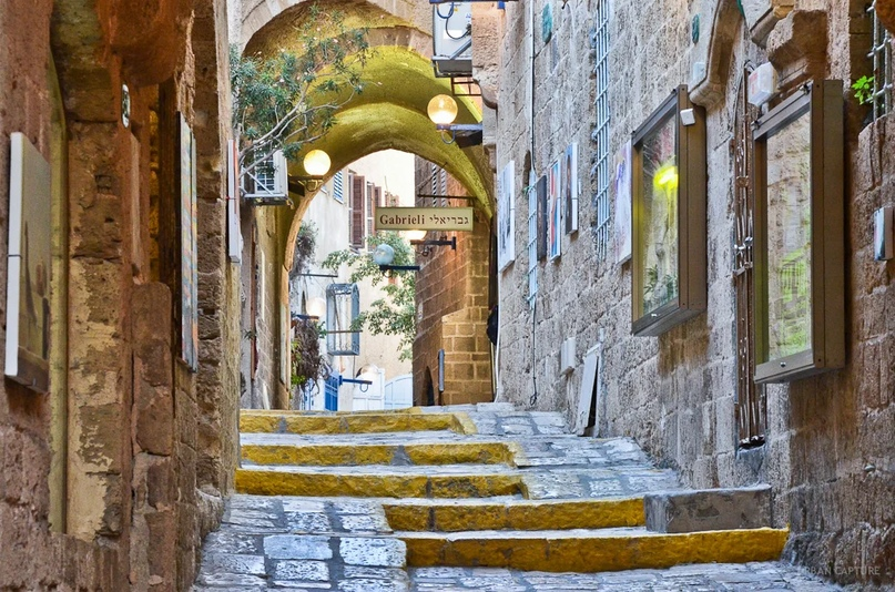 Яффа (старый город)