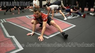 Khabib Wrestling Workout American Kickboxing Academy Newest