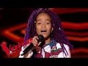 Stromae Papaoutai Talima The Voice Kids France 2019 Demi finale