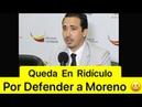 Gobernador de Loja queda en ridiculo defendiendo al Presidente Moreno 👎