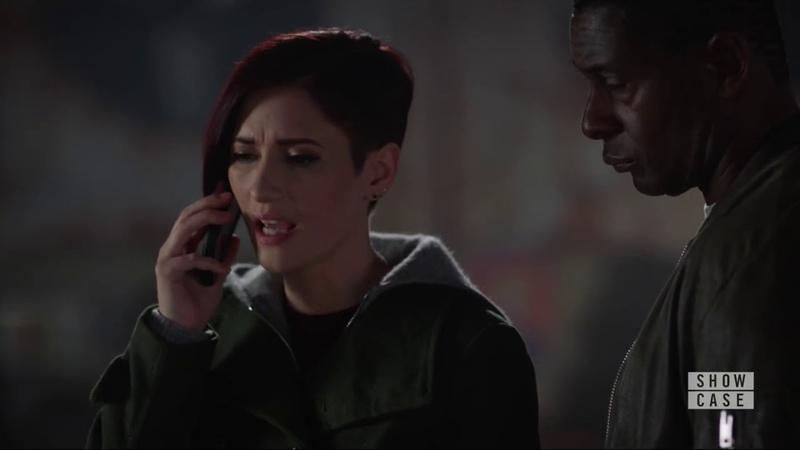 Supergirl 5x14 Alex J'onn Scenes 1