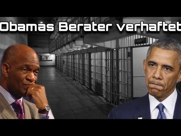 Obamas spiritueller Berater verhaftet Betrug und Korruption