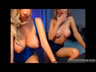 Русские подружки в чатике) webcam лесби сиськи