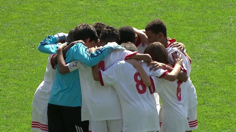 UAE VS PORTUGAL - RANKING MATCH 15/16 - FULL MATCH - DANONE NATIONS CUP 2017