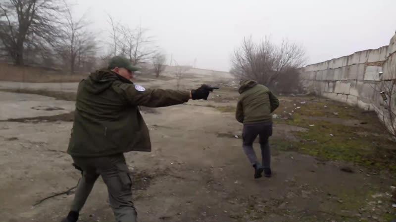 САС ШТОРМ Боевой стандарт телохранителя