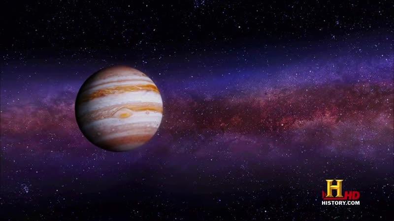 BBC. Семь чудес Солнечной системы 7 Wonders of The Solar System (2010) HDTVRip 720p