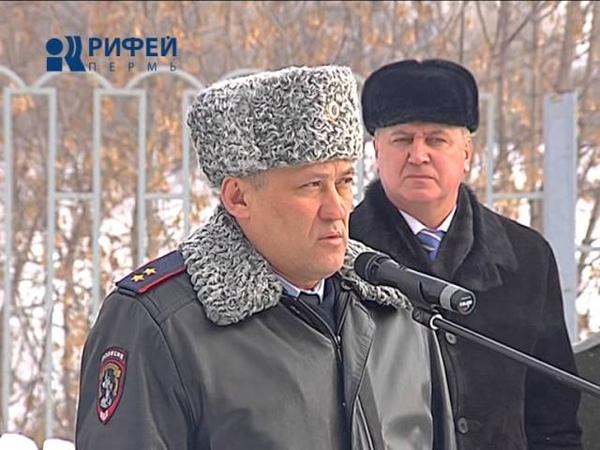 В Перми почтили память бойцов СОБРа