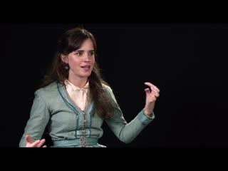 Emma watson discusses her little women role