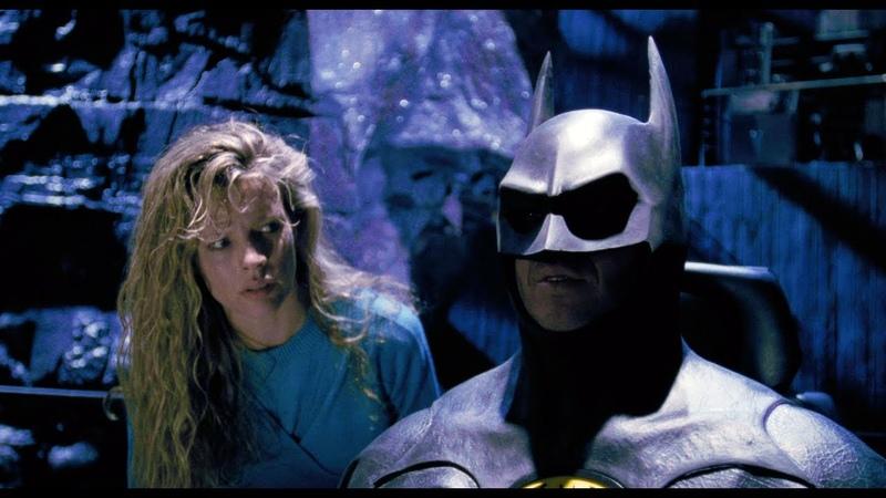 Batman brings Vicki Vale in Batcave | Batman [4k, 30th Anniversary Edition]