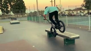BMX Stevie Churchill 2020 edit
