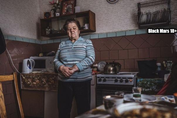 Жители Чернобыля, отказавшиеся бросать свои дома.