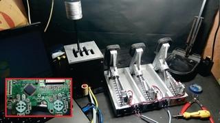 Tutorial Pemasangan Pedal dan H-Shifter ke Joystick Ps2