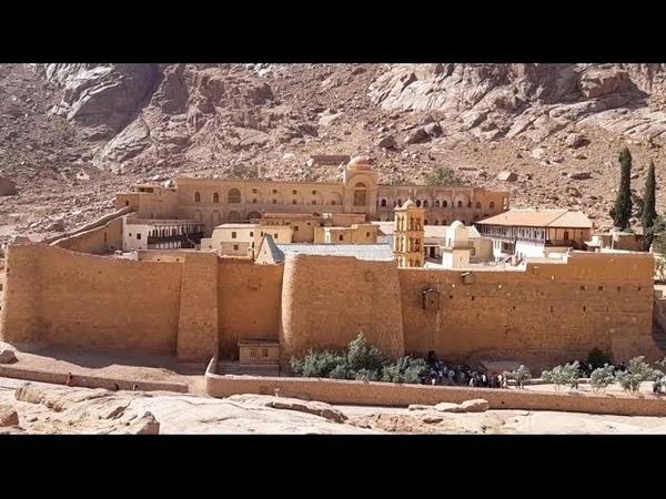 Египет. Монастырь св.Екатерины. Лучшая из экскурсий.