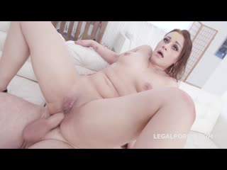 My first DP, Klaudia Diamond welcome to the Lab, with Anal Toys, Balls Deep Anal, DP and Swallow GL146 fhd