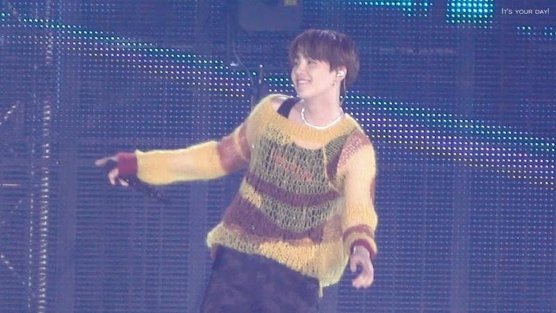 4K] 191026 SEESAW SUGA 시소 민윤기!! @SYS IN SEOUL THE FINAL