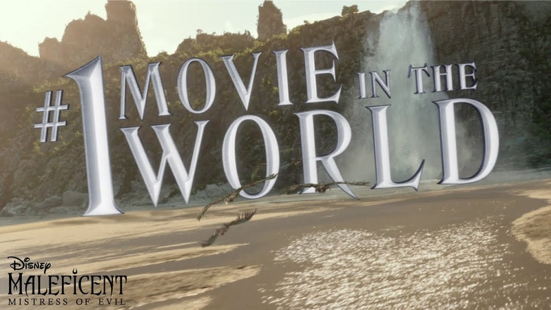 Disney's Maleficent: Mistress of Evil | 1 Movie in the World Spot