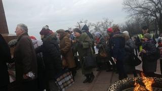 Одесса не сломлена: горожане отметили 23 февраля под песни СССР