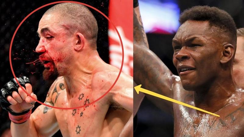 ВОТ ЭТО БОЙ! РЕАКЦИЯ БОЙЦОВ ММА НА ЖЕСТКИЙ НОКАУТ АДЕСАНЬИ В БОЮ против УИТАККЕРА НА UFC 243