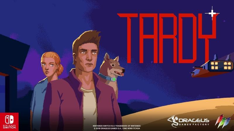 Tardy - Nintendo Switch Promo
