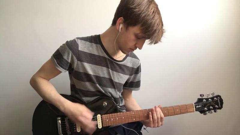 Дельфин - 520 (guitar cover)