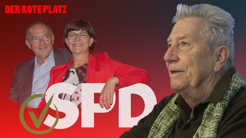 Der Rote Platz 62: SPD-Urwahl - Mit Eskien und Walter-Borjans eine neue Politik?
