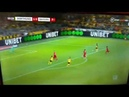 German super cup bayern munich and borussia dortmund goal sancho