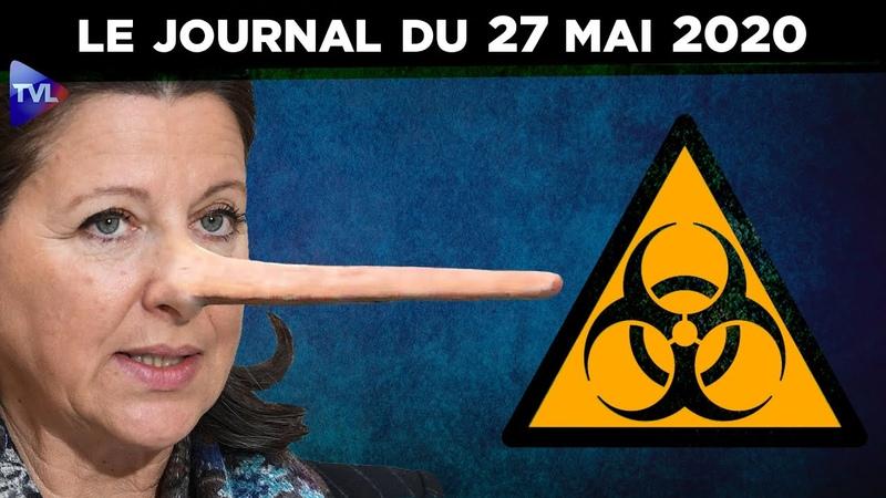 JT Coronavirus le point d'actualité Journal du jeudi 28 mai 2020